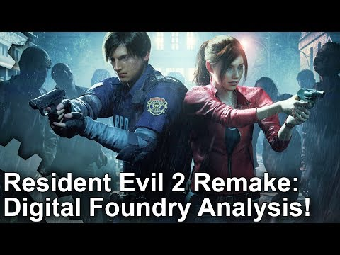 [Spoilers] Resident Evil 2 Remake: Game and Tech Analysis!