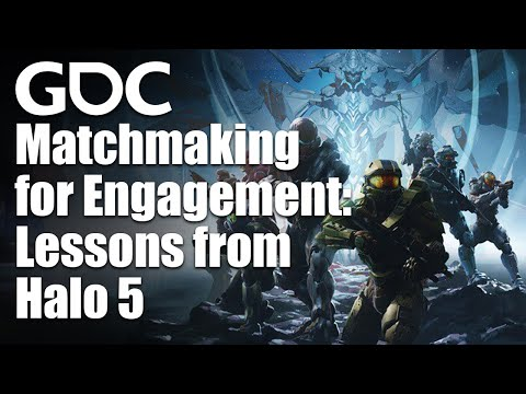 Matchmaking for Engagement: Lessons from Halo 5