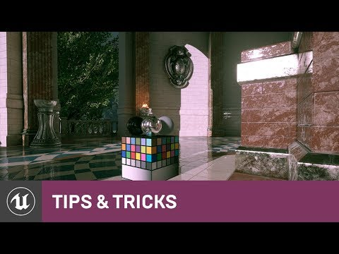 Color Correction | Tips & Tricks | Unreal Engine