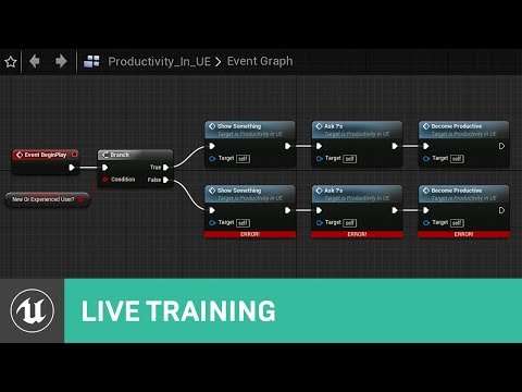 Workflow Enhancements | Live from HQ | Inside Unreal