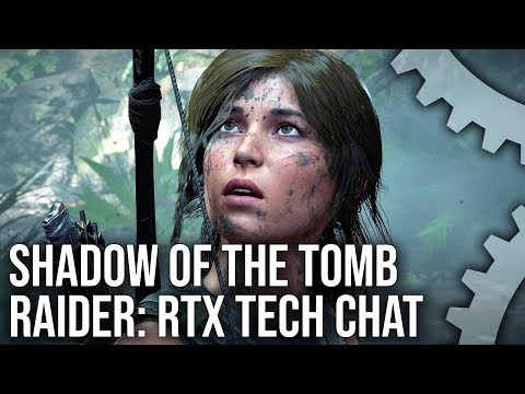 Shadow of the Tomb Raider DXR Ray Tracing: Developer Interview + Performance Analysis