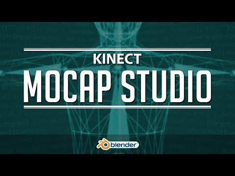 DIY Kinect Motion Capture Studio | Blender