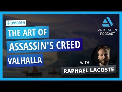 ArtStation Podcast Ep.9 (Bonus): The Art of Assassin's Creed Valhalla