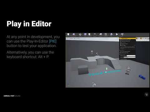 Crash Course: An Introduction to Unreal Engine | Unreal Fest Online 2020