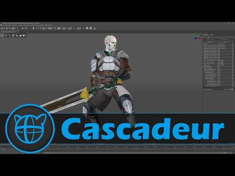 CASCADEUR – AWESOME Physics Based Animation Software (Now In FREE Open Beta!)