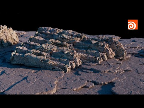 Free Masterclass: Complex Cliffs and Bricks in Houdini​