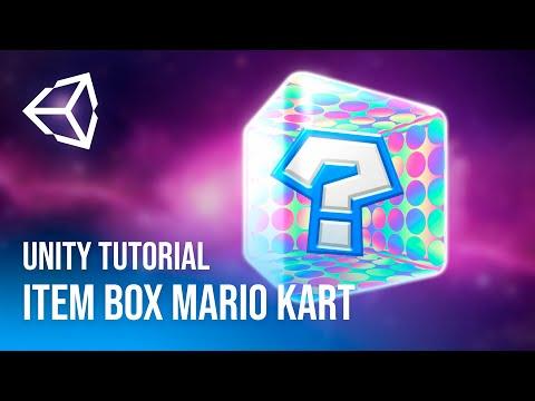 Creando Item Box de MARIO KART en Unity