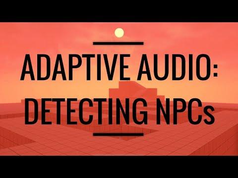 Mini Series Part 1: Detecting NPCs (Setup) | UE4 Audio Tutorial