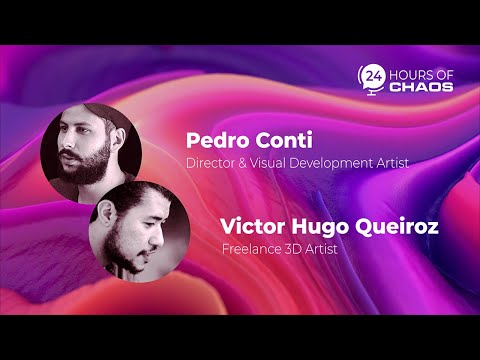 Pedro Conti & Victor Hugo Queiroz — Katy Perry 'Smile' Music Video | 24 Hours of Chaos