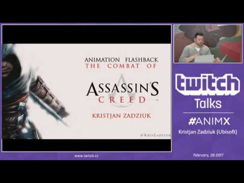 Animation Exchange 2017 - Animation Flashback: Combat in Assassin's Creed