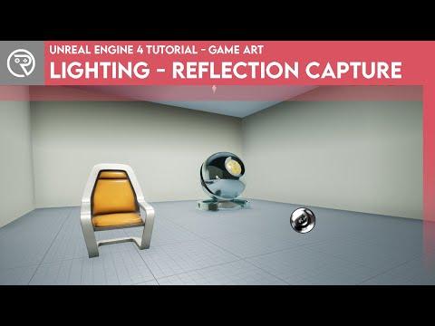 Unreal Engine 4 Tutorial - Lighting - Reflection Capture