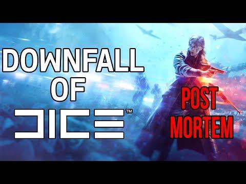 Downfall of Dice - Battlefield V Postmortem