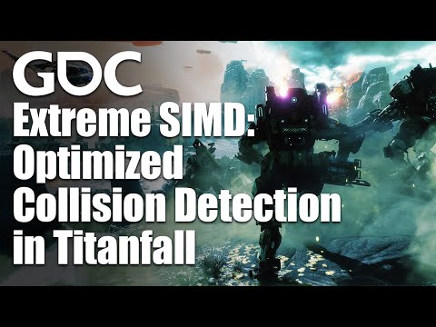 Extreme SIMD: Optimized Collision Detection in Titanfall