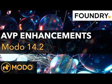 Modo 14.2 - AVP Enhancements