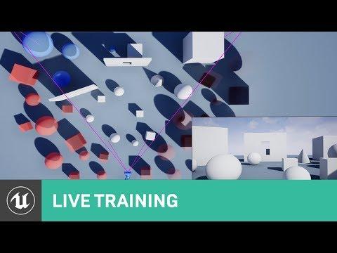 Understanding Culling Methods | Live Training | Inside Unreal