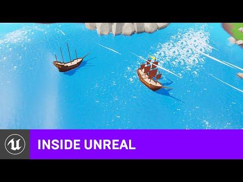 Let's Create a Game From Scratch! | Inside Unreal