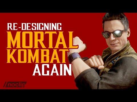 The Design Behind the Konstant Reinvention of Mortal Kombat