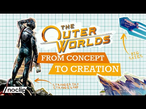 The Outer Worlds: From Concept to Creation - Documentary