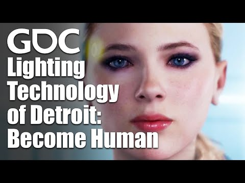 The Lighting Technology of Detroit: Become Human