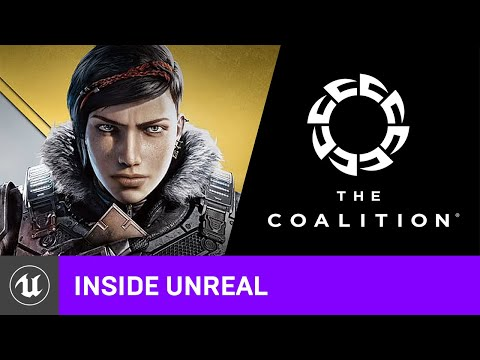 The Coalition on Gears 5 and Gears Tactics | Inside Unreal