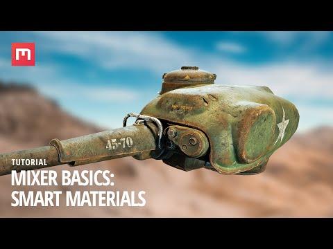Mixer Fundamentals: Smart Materials
