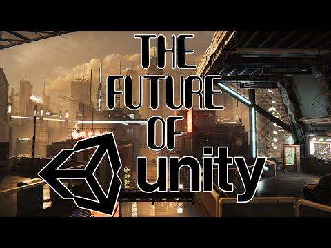 Unity In 2021