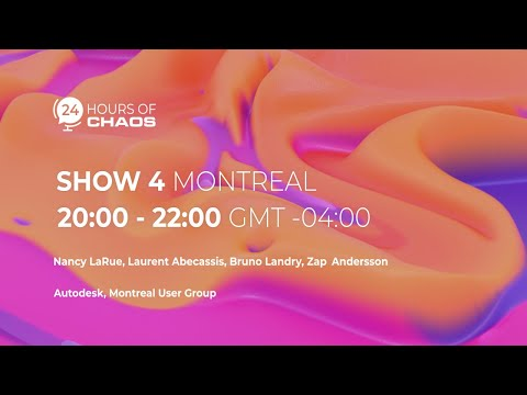 Show 4 — Montreal, Canada | 24 Hours Of Chaos
