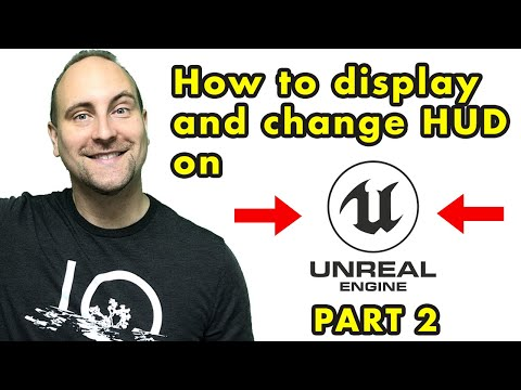 How to Display and change a HUD PART 2 Tutorial