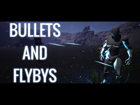 Bullets and Flybys