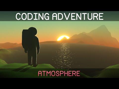 Coding Adventure: Atmosphere