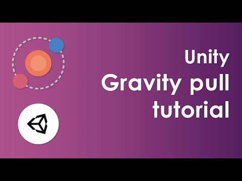 Unity - Gravity Pull Tutorial