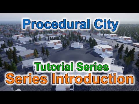 Procedural City - Tutorial Series - Introduction