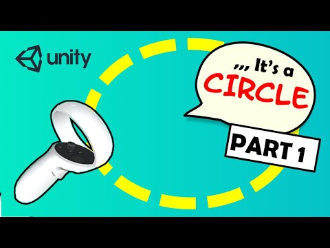 How to Detect a Movement in VR - Unity VR Tutorial - PART 1