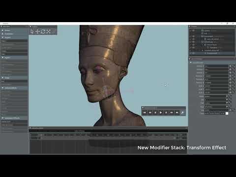 Sculptron 2021 Roadmap Preview