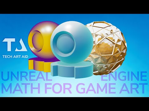 Let's learn MATH for graphics in Unreal Engine