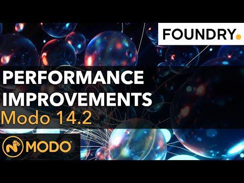 Modo 14.2 - Performance Improvements