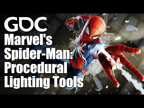 Marvel's Spider-Man: Procedural Lighting Tools