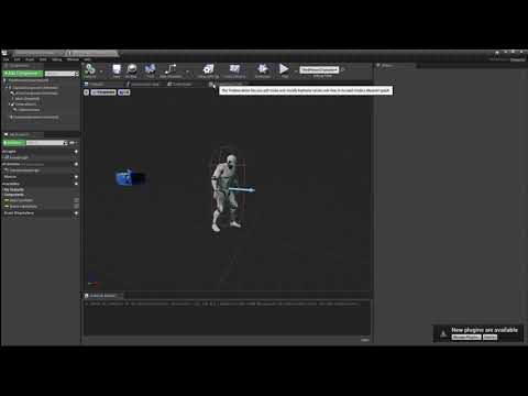 Simple Camera Zoom tutorial for Unreal Engine 4