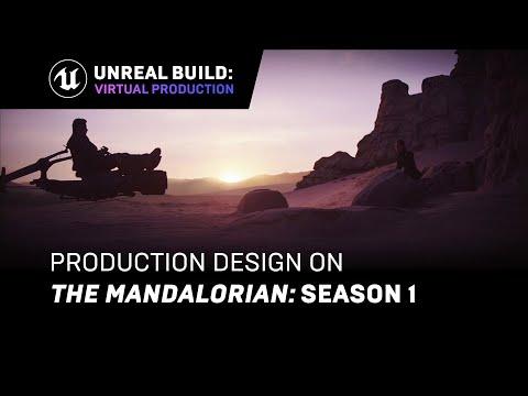 Production Design on The Mandalorian: Season 1