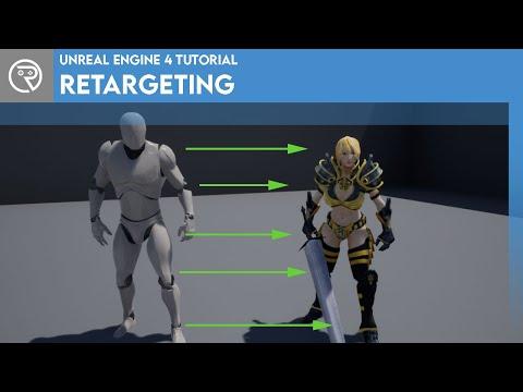 Unreal Engine 4 Tutorial - Retargeting