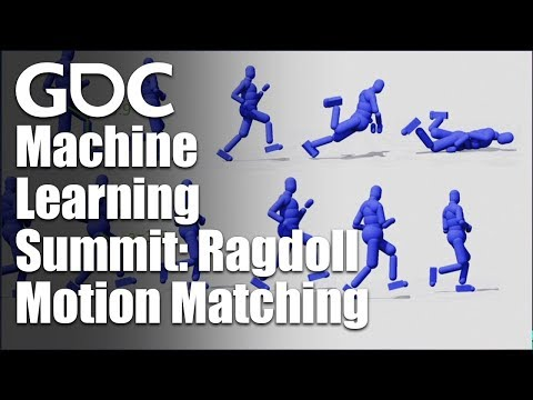 Machine Learning Summit: Ragdoll Motion Matching