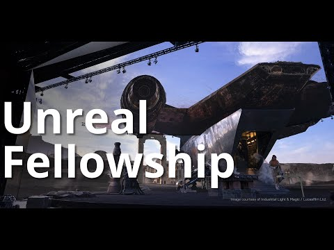 Unreal Fellowship Launched