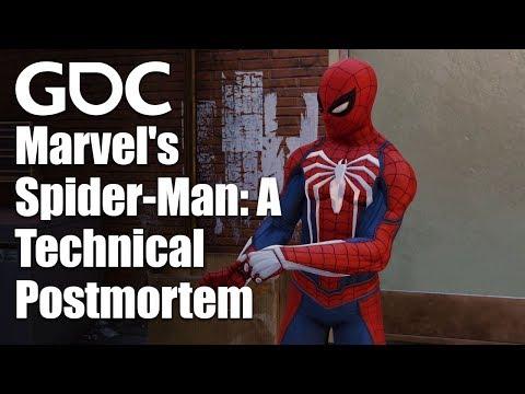 Marvel's Spider-Man: A Technical Postmortem