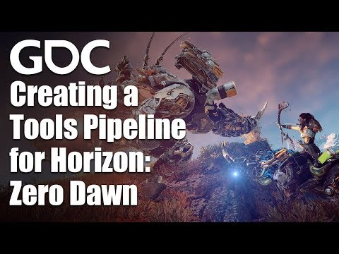 Creating a Tools Pipeline for Horizon: Zero Dawn