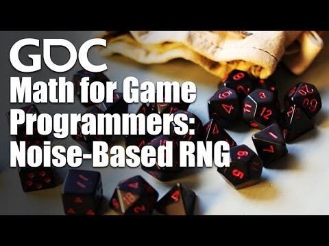 Math for Game Programmers: Noise-Based RNG