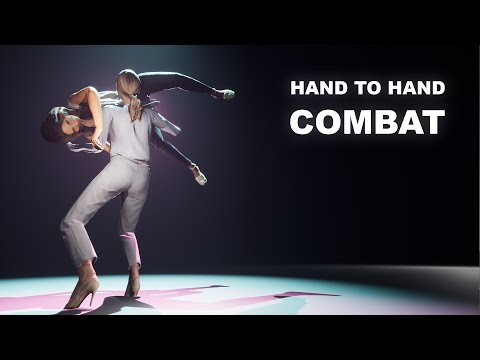 Unreal Hand To Hand Combat #2 - Replacing Mannequin with Actual Game Characters