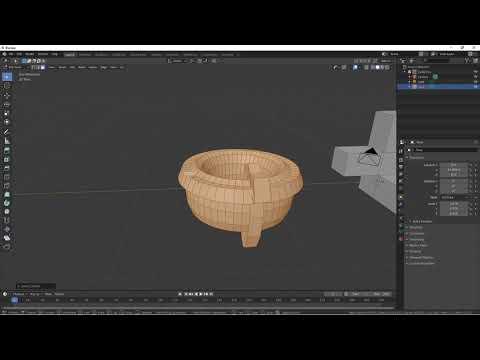 DPTV Blender Tutorial 15 (Joining And Separating Models)