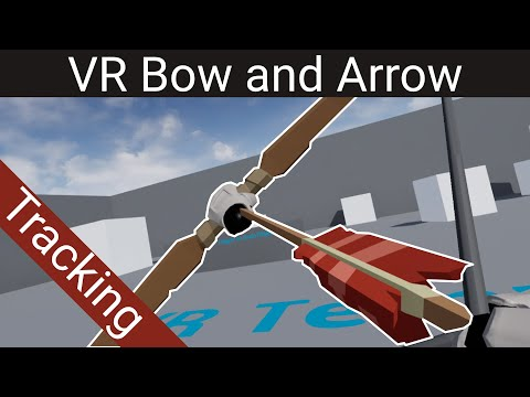 VR Bow and Arrow: Better Tracking