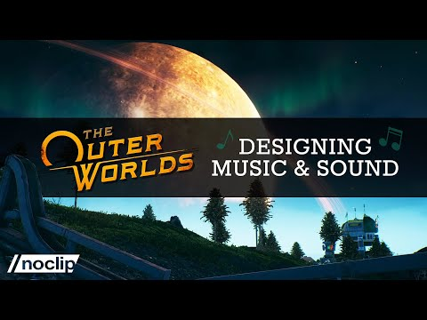 Designing the Music & Sound of The Outer Worlds