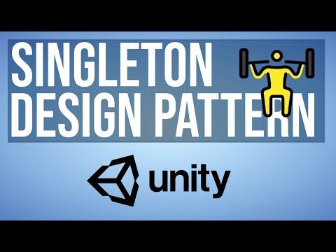 Design Pattern: Singletons in Unity